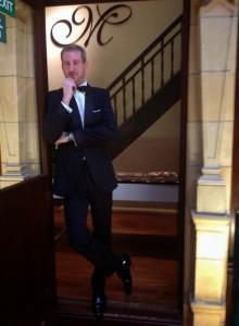 Paul Dunphy Tuxedo