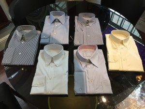 Michelsberg Made-to-Measure Shirts