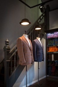 Michelsberg Showroom Bowler Hats & Cloth Library