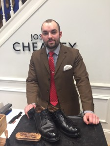 Fin Cheaney Shoes Leeds
