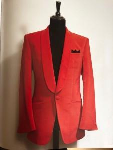 Corduroy jacket MP