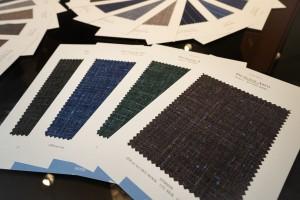 Loro Piana wool, silk, linen 2020